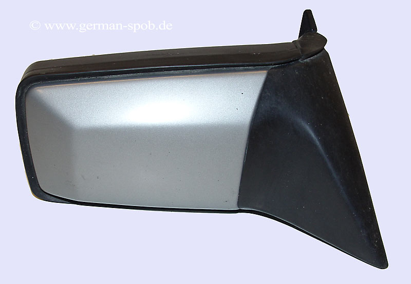 Rear view mirror right w126 mercedes benz a1268107416 for Mercedes benz side mirror price